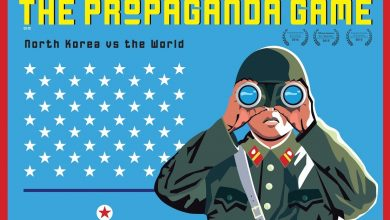 Peli o Manta. The Propaganda Game. Portada