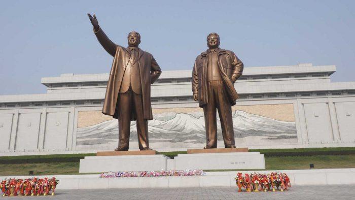 Peli o Manta. The Propaganda Game. Kim Jong-Un