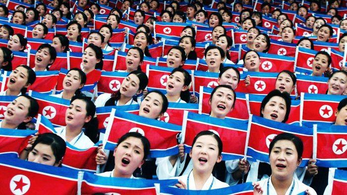 Peli o Manta. The Propaganda Game. Pyongyang (2)