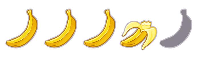 Bananas. Peli o Manta. 3.5 cine
