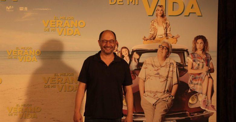 Entrevista Jordi Sánchez. Peli o Manta. Photocall