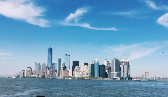 NY x13. Peli o Manta. Downtown