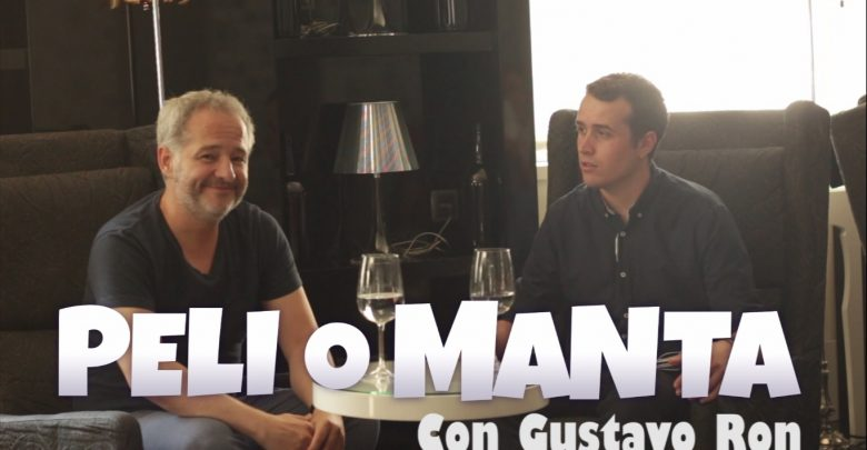 Entrevista Gustavo Ron. Peli o Manta. Velvet Colección