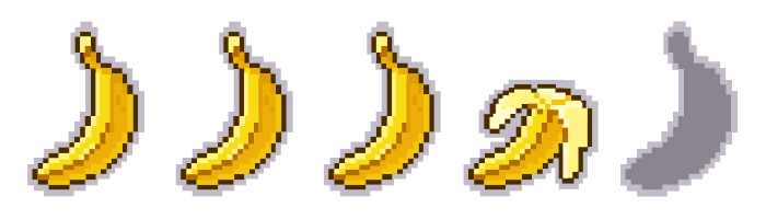 Bananas. Peli o Manta. 3'5 videojuegos