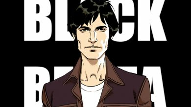 Black is Beltza. Peli o Manta. Cartel