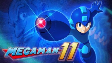review mega man 11 peli o manta principal