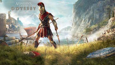 Peli o manta. Assassin's Creed: Odyssey. Alexios