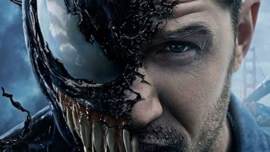 Venom. Peli o Manta. Tom Hardy