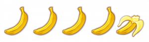 Bananas cine. Peli o Manta. 5