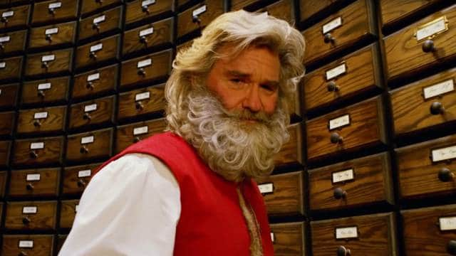 Crónicas de Navidad. Peli o Manta. Kurt Russell