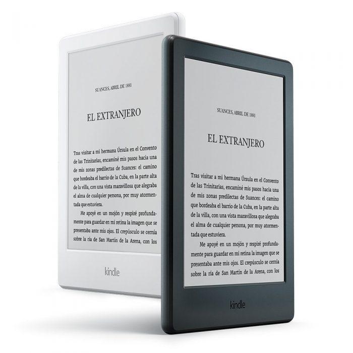 Mejor Kindle para viajar. Peli o Manta. Kindle