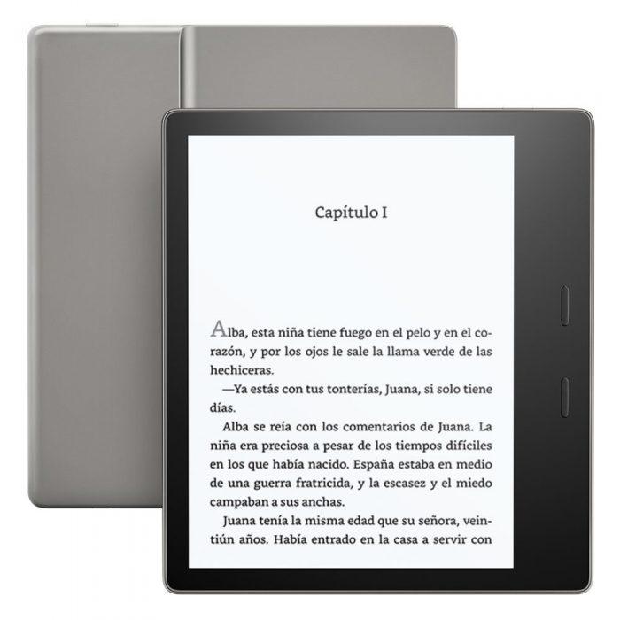 Mejor Kindle para viajar. Peli o Manta. Kindle Oasis