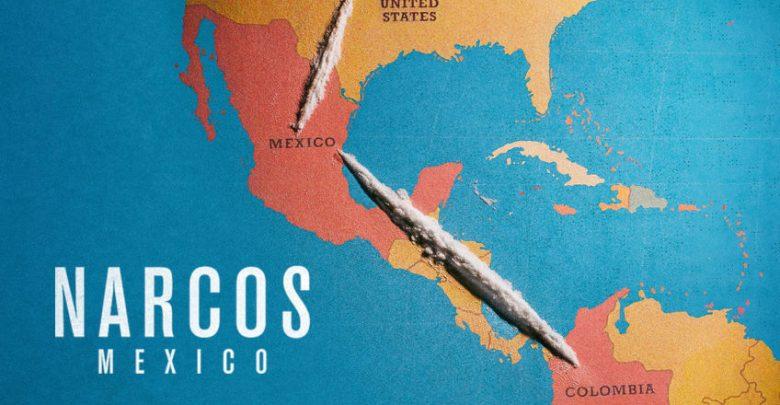 Narcos México. Peli o Manta. Portada