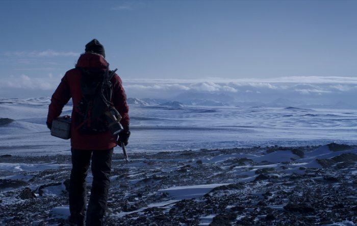 Peli o Manta. Arctic. Nieve
