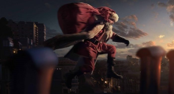 Peli o Manta. Crónicas de Navidad. Santa Claus