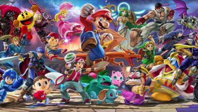 Super Smash Bros Ultimate. Peli o Manta. Sorteo
