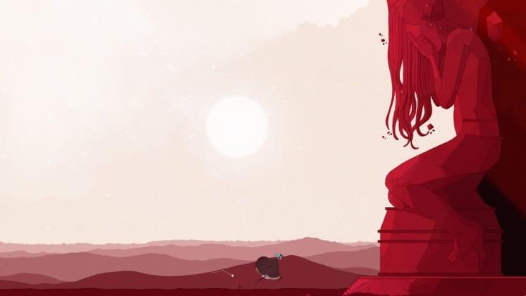 GRIS. Peli o Manta. Rojo