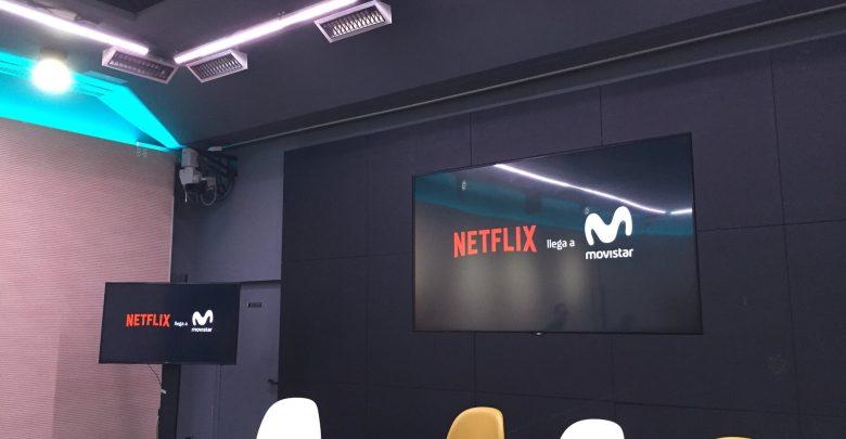 Netflix en Movistar+. Peli o Manta. Portada