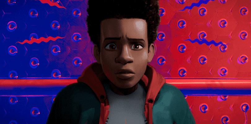 Spider-Man: Un nuevo universo. Peli o Manta. Miles Morales