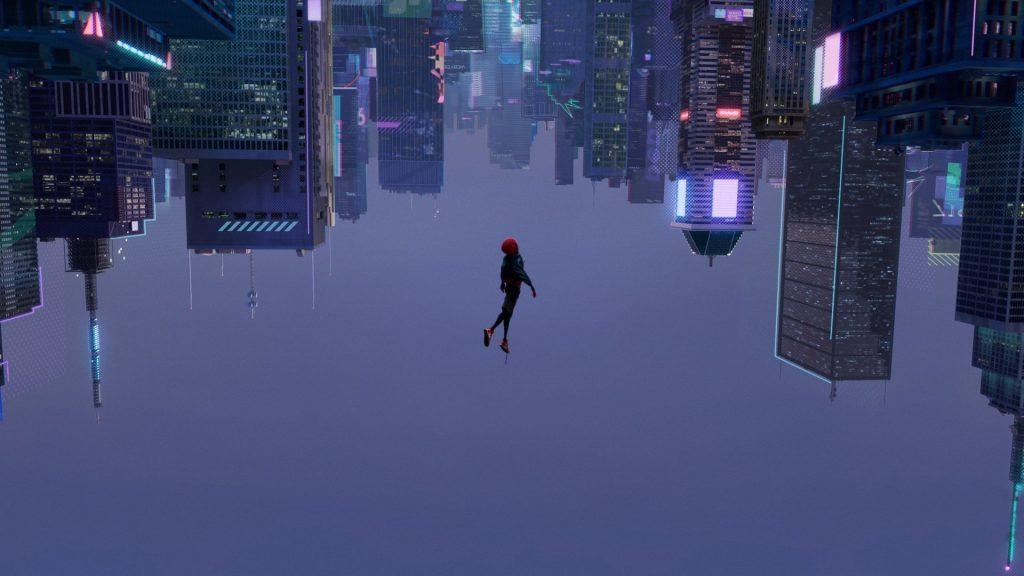 Spider-Man: Un nuevo universo. Peli o Manta. Nueva York