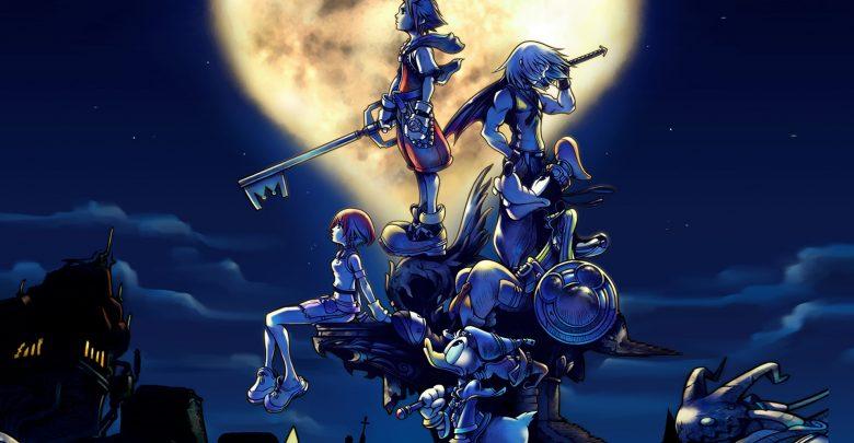 Kingdom Hearts y Disney. Peli o Manta. Portada Kingdom Hearts 1