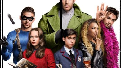 Peli o manta. The Umbrella Academy. Todos.