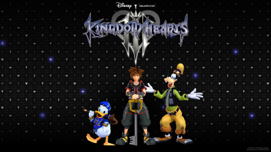 Peli o Manta. Retorno al mundo Disney Kingdom Hearts 3. MR