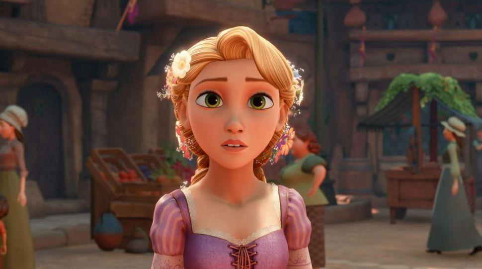 Peli o Manta. Retorno al mundo Disney Kingdom Hearts 3. Rapunzel