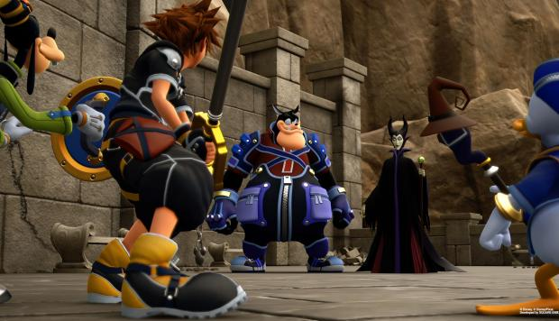 Peli o Manta. Retorno al mundo Disney Kingdom Hearts 3. SvsM