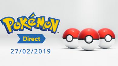Pokémon Directo Febrero. Peli o Manta. Anuncio oficial