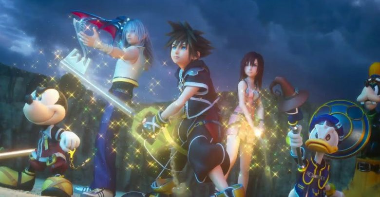 Review Kingdom Hearts 3. Peli o Manta. Portada