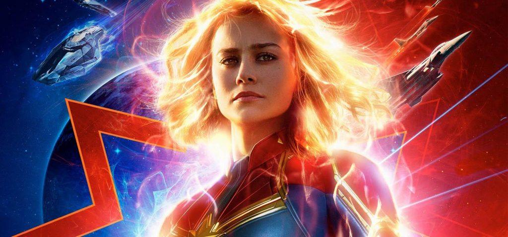 Capitana Marvel. Peli o Manta. Brie Larson