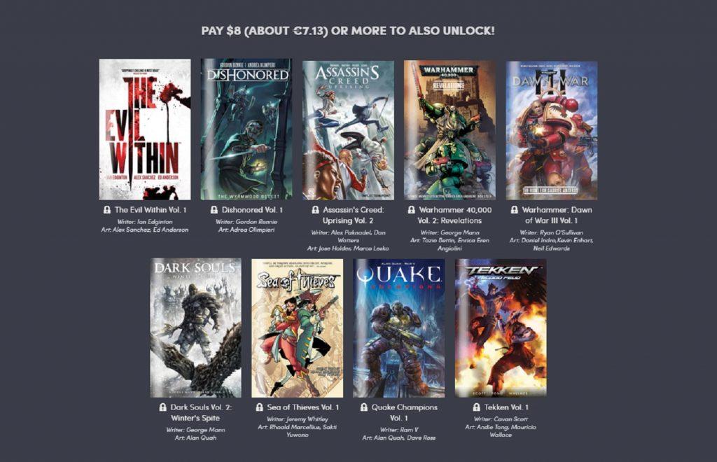 Gaming Comics 2019. Peli o Manta. 8 euros