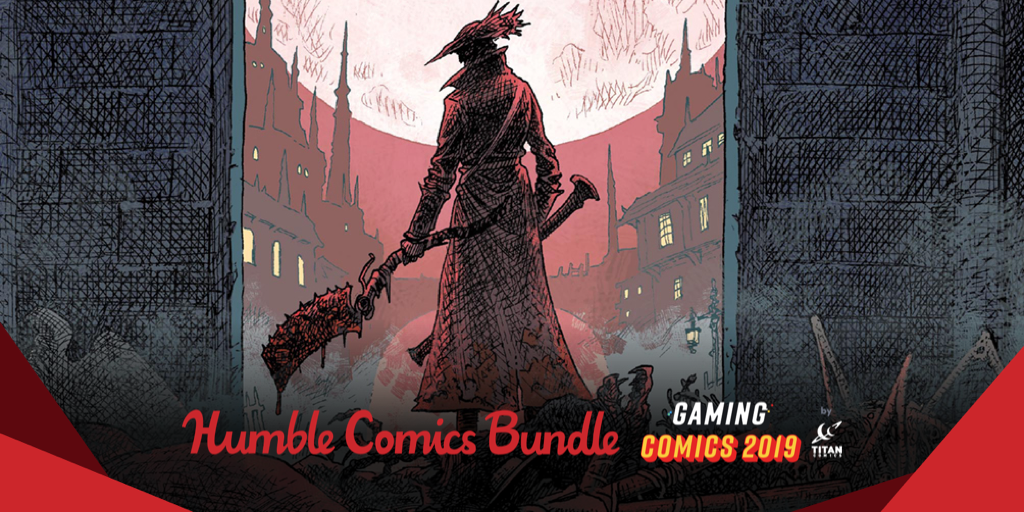 Gaming Comics 2019. Peli o Manta. Cartel