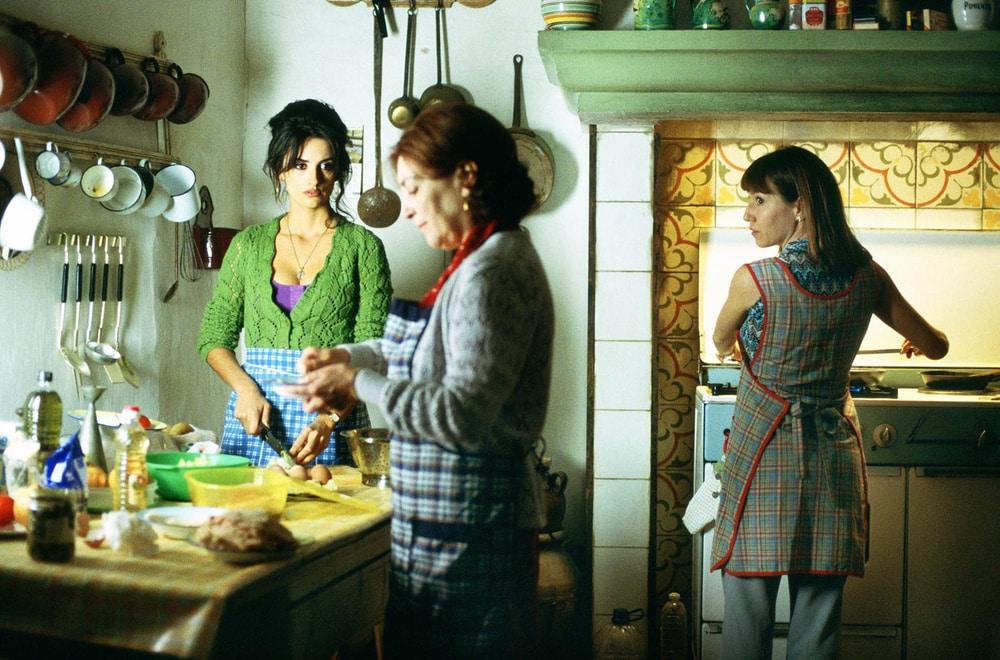Películas de Almodóvar en Netflix. Peli o Manta. Cocinando