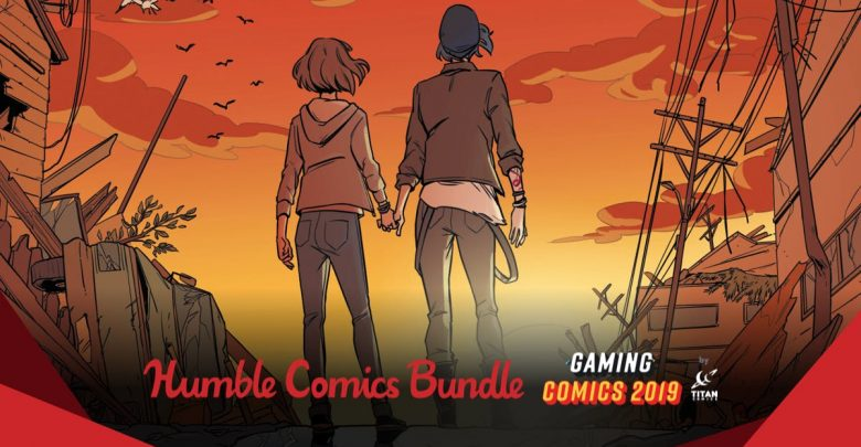 Peli o Manta. Humble Bundle Gaming comics