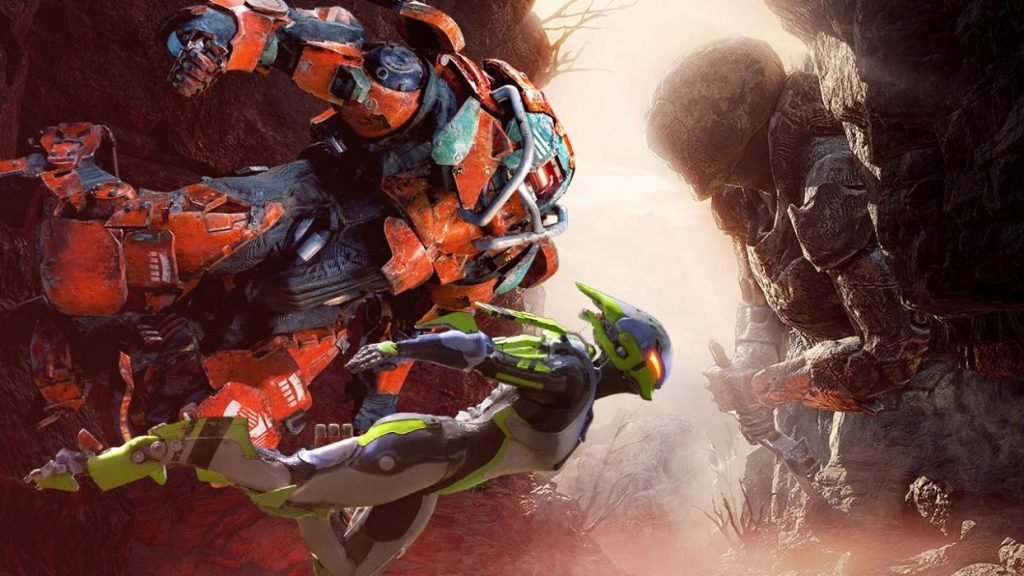 Review Anthem Peli o Manta. Volar1