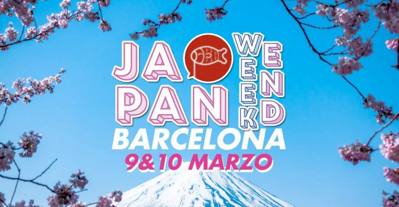 Barcelona Japan Weekend 2019. Peli o Manta. Cartel