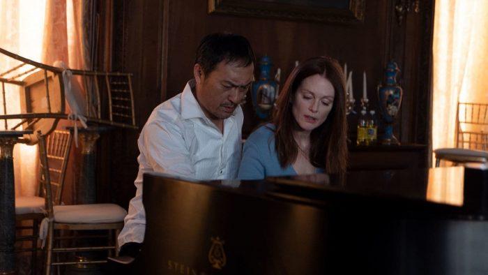 peli o manta. bel canto. julianne moore ken watanabe piano