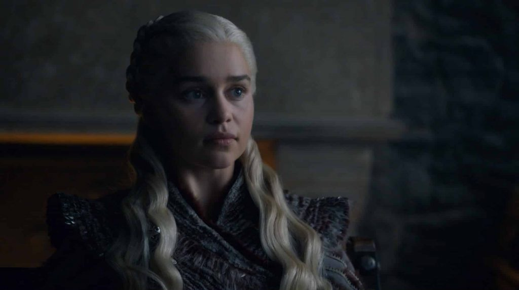 Resumen Juego de tronos 8x02. Peli o Manta. Daenerys