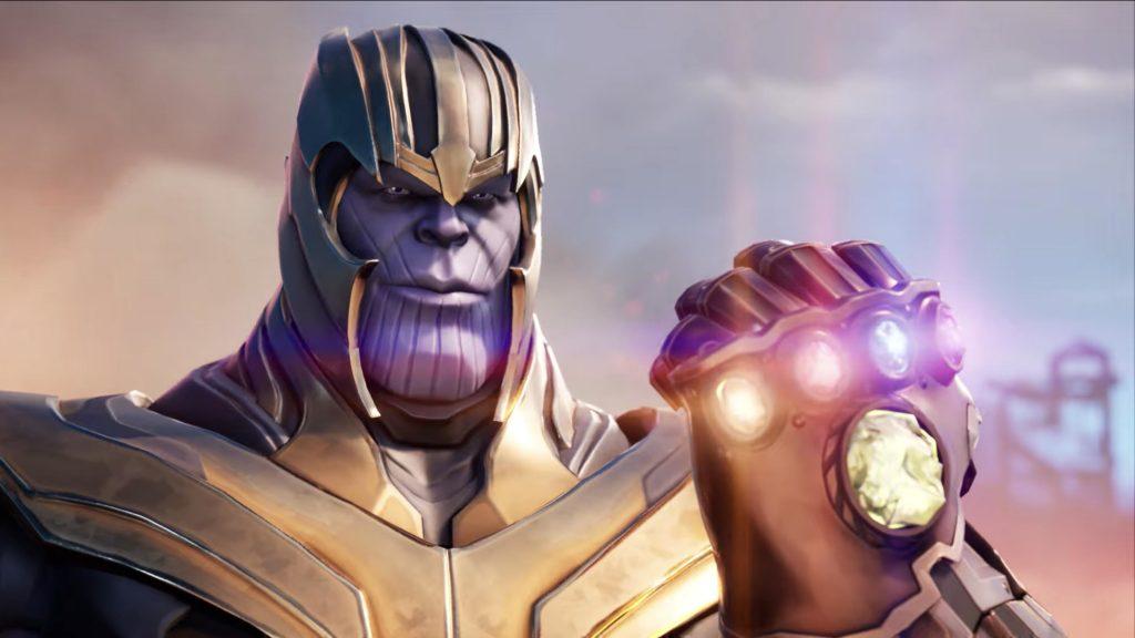 Desafíos Endgame. Peli o Manta. Thanos