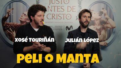 Entrevista Justo antes de Cristo. Peli o Manta. Xosé Touriñán y Julián López thumbnail 2