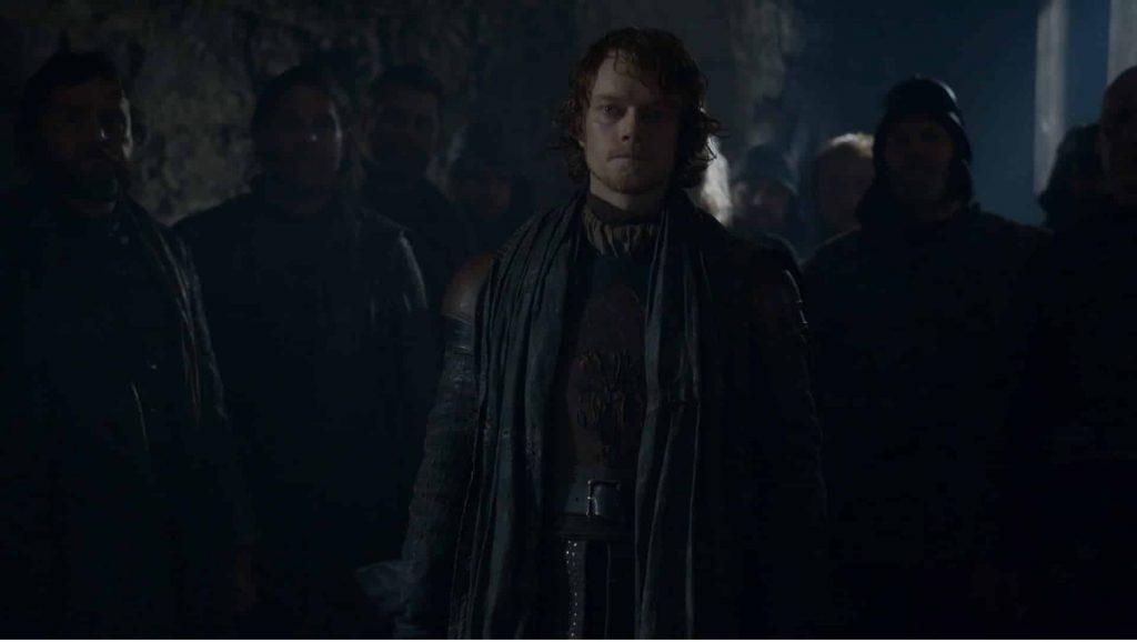 Resumen Juego de tronos 8x02. Peli o Manta. Theon Greyjoy