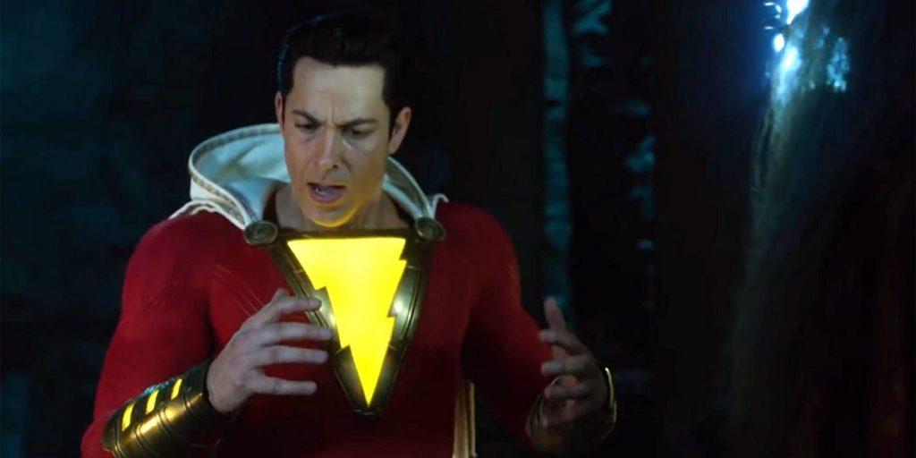 Peli o Manta. Crítica ¡Shazam!. Shazam poderes.