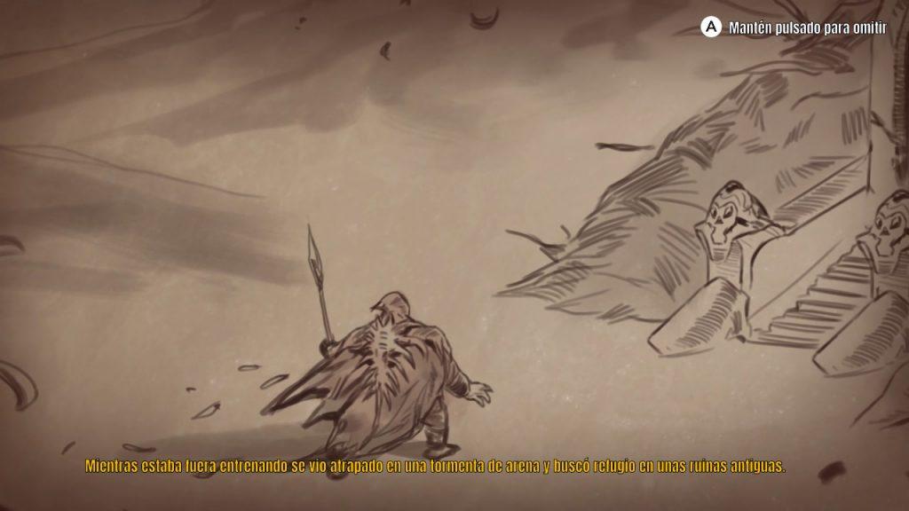 Peli o Manta. Warparty. Historia