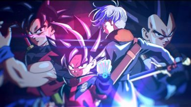 Super Dragon Ball Heroes .Peli o Manta. Portada