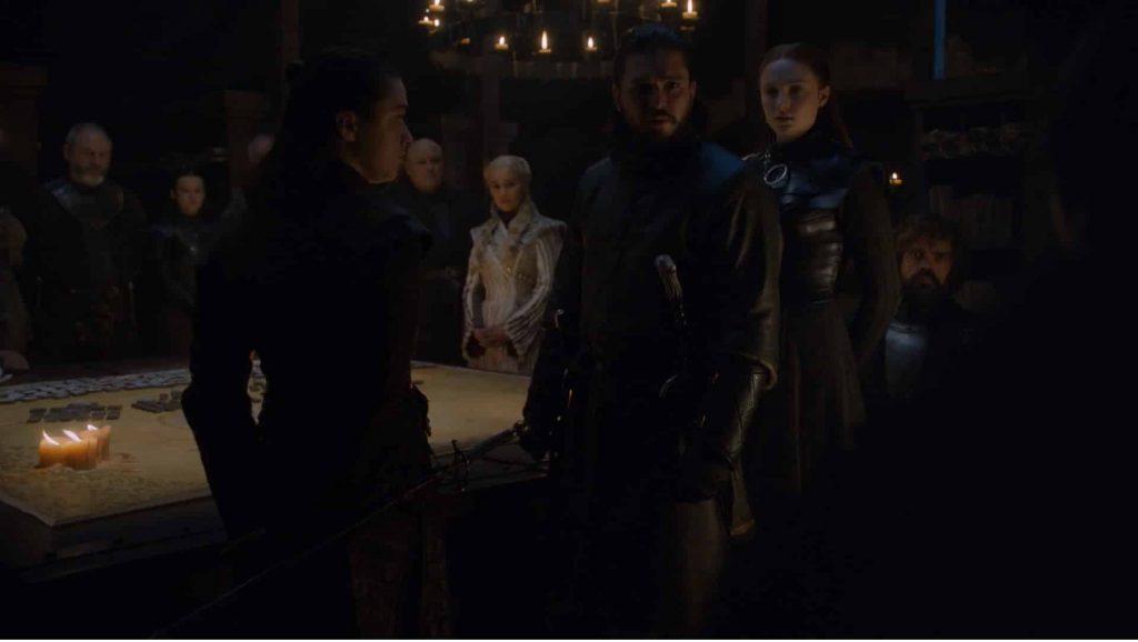 Resumen Juego de tronos 8x02. Peli o Manta. Stark