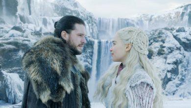 peli o manta. juego de tronos 8x01. jon daenerys