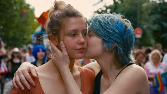 peli o manta. películas lésbicas. la vida de adele