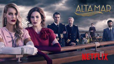 Alta Mar. Peli o Manta. Netflix